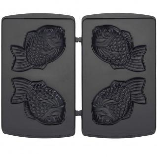 Syntrox Taiyaki-Fishplatten für SM-1300W