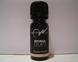 Ethanol Duft, Duftstoff für Bioethanol-Kamin, Zedernholz, 10 ml (699, 00 EUR pro Liter) - Vorschau