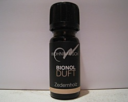Ethanol Duft, Duftstoff für Bioethanol-Kamin, Zedernholz, 10 ml (699, 00 EUR pro Liter)