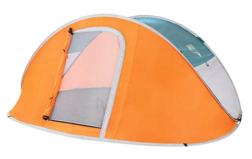 Bestway Pop-Up Zelt Nucamp X 4 Tent, 240 x 210 x 100 cm, für 4 Personen