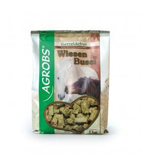 Agrobs WiesenBussi, 1 kg - gesunde Belohnung