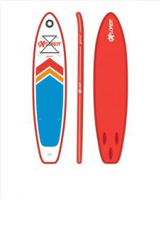 SUP, Arrow 1 inkl. Paddel (355 x 75 x 10 cm) Stand-up-Paddle, Stand Up Paddling