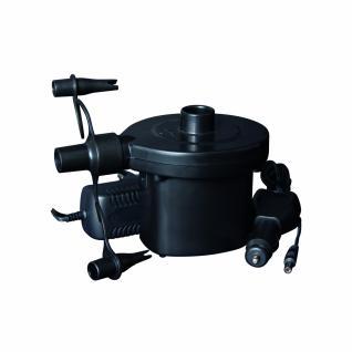 Akku Elektropumpe, aufladbar über 12 Volt oder 230 Volt