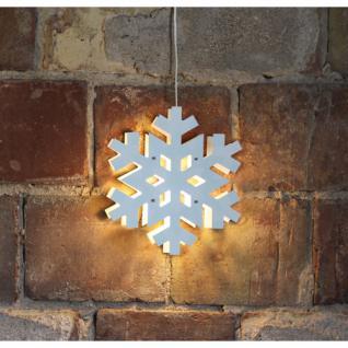 Pendelleuchte, Schneeflocke, 1 x - Vorschau 2