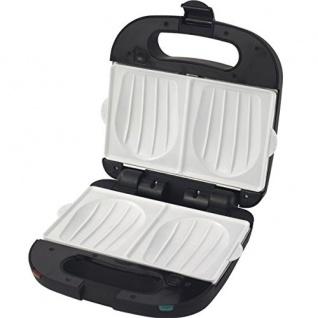 Syntrox Sandwichplatten Muschelform für Chef Maker ZN-1500W Ceramic