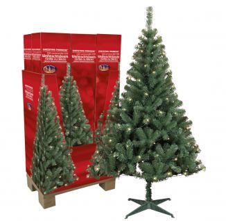 Weihnachtsbaum mit 100 LED-Lichtern - Vorschau 3