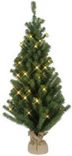 LED-Tannenbaum 90cm innen
