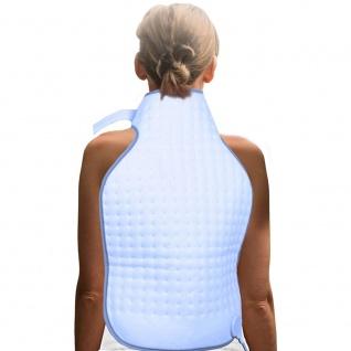 Syntrox Rückenwärmer Heizweste Hüftwärmer mit Fernbedienung
