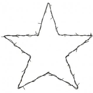 Mark Slöjd LED-Motiv Stern NORDGARD Ø 70cm