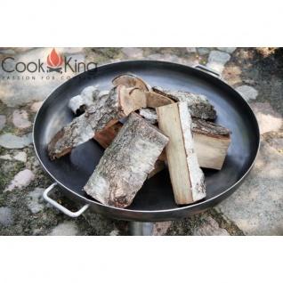 Cook King Feuerschale Bali 60cm Grillstelle Feuerstelle Feuerkorb - Vorschau 3