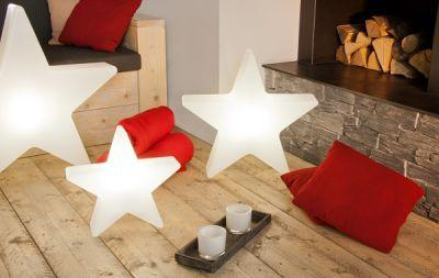 8 seasons design Shining Star 80 cm LED Stern