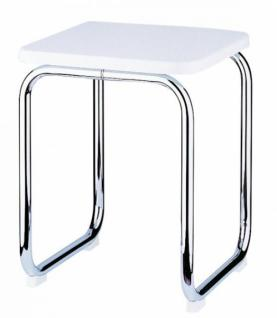 hocker wei metall g nstig online kaufen bei yatego. Black Bedroom Furniture Sets. Home Design Ideas
