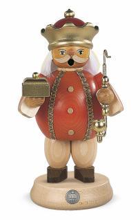 Räuchermann Melchior, Mittelgross Die Drei Weisen, 11x18cm