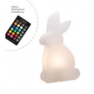 8seasons design LED Shining Rabbit 50cm