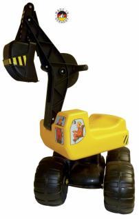 Minibagger Sitzbagger Bagger Sandbagger Mobby-Dig von 4EVER-SPIEL