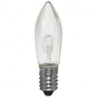 Best Season 7x LED-Topkerze E10 imitiert 10 - 55 V 0, 2 W