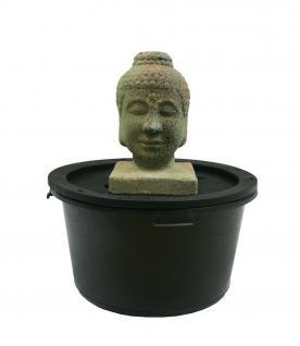 Ubbink AquaArte Wasserspiel Lasa Buddah mit LED - Vorschau 1