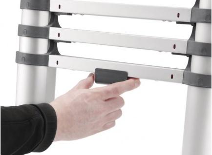 Hailo teleskopleiter flexline 7113 111 kaufen bei versand richter