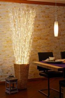 LED-Weidenzweig 200cm 768 BS warmweiss transparent innen