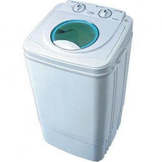 Syntrox 7 Kg Waschmaschine mit Schleuder und Timer