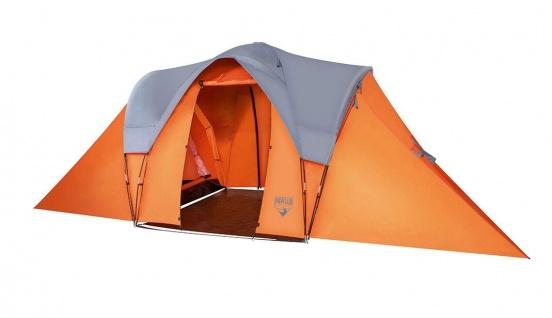 Bestway Zelt Campbase X6 Tent, 610x240x210 cm