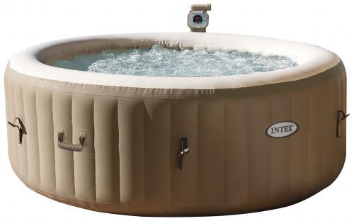 Aufblasbarer Whirlpool Thermo-Sprudelbad Pure SPA 77 Bubble mit Kalkschutzsystem - Vorschau 2
