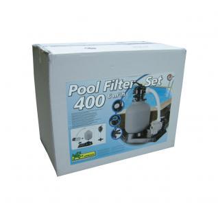 Pool Sandfilterset 400-6, 0 m³, Sandfilter mit Pumpe TP50 - Vorschau 2