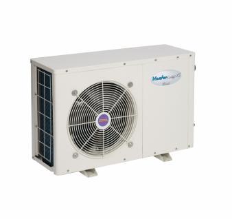 Heatermax 15 - Wärmepumpe 3, 4 KW für Pool