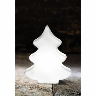 LED-Dekoleuchte, 6 warmweiße LED, SHINING MICRO TREE