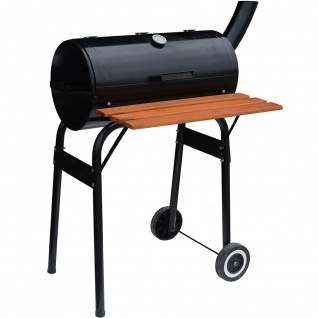Syntrox Smoker Barbecue Grill Holzkohlegrill Standgrill