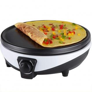 Syntrox 3 in 1 Crepemaker Pancakemaker Grill Luzern - Vorschau 2