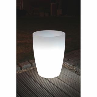 Außenleuchte, beleuchteter Pflanztopf, SHINING POT H 600, IP43