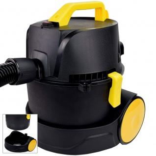 Syntrox Nass und Trockensauger 6 Liter mit abnehmbarem Tank