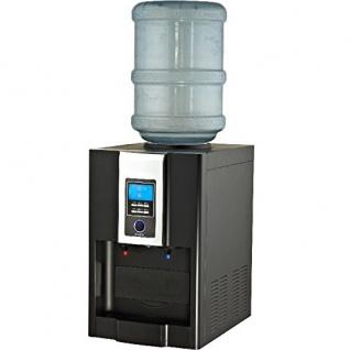 Syntrox Digitaler Eiswürfelbereiter mit Heiß- und Kaltwasserfunktion