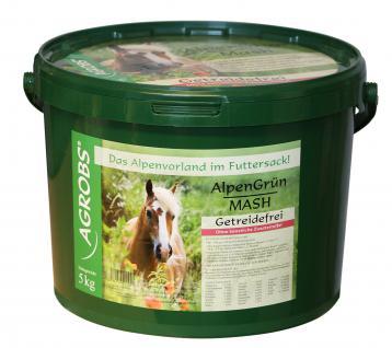 Alpengrün Mash 5 kg, Getreidefrei
