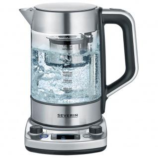 Severin Tee- Wasserkocher mit Lift WK 3422