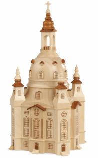 Müller-Kleinkunst aus dem Erzgebirge® seit 1899 Frauenkirche Dresden M1:500