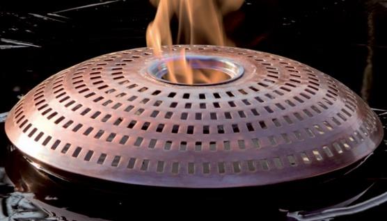 Feuerschale Ø x H: 25 x 13 cm