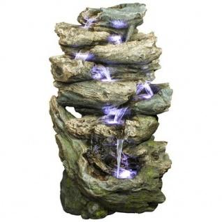 Ubbink Oakland - Wasserfall mit LED