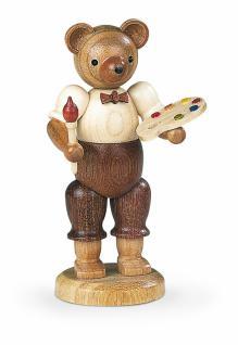 Müller-Kleinkunst aus dem Erzgebirge® seit 1899 Bärenmaler