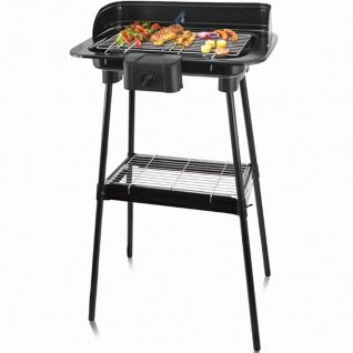 Syntrox Grill Barbecue BBQ Standgrill Elektrogrill STG 2200W Tasty