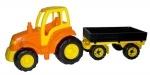 Traktor mit Anhänger Champion