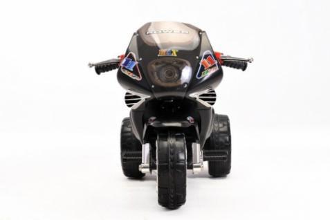 Kinder Elektrofahrzeug Motorrad Sport Schwarz - 6V - Vorschau 2