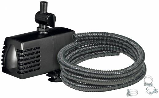 Ubbink Pond Decor SET 600 - Pumpe mit Schlauch für Wasserspeier