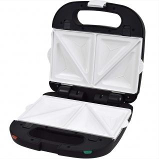 Syntrox Sandwichmaker mit keramisch beschichteten Backplatten - Vorschau 3