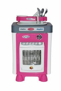 Spülmaschine Carmen mit Waschbecken und viel Zubehör (Elektro)