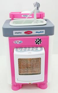 Spülmaschine Carmen mit Waschbecken und viel Zubehör (Elektro) - Vorschau 2