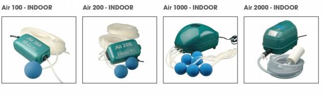 Ubbink Air 2000 Indoor Belüftungspumpe - Vorschau 2
