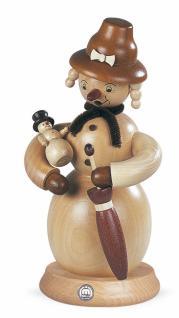Müller-Kleinkunst aus dem Erzgebirge® seit 1899 Räuchermann, groß