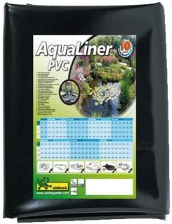 Ubbink AQUALINER - Teichfolie - PVC, als Fertigmaß, gefalten, Stärke 0, 5mm - 8 x 10 m - Vorschau 3